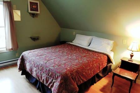 Garnet Room at the Briny Bay, Five Islands