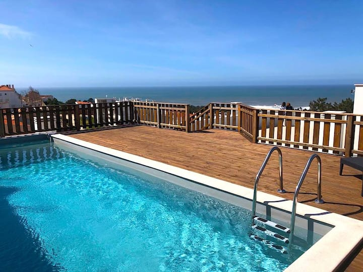 Terraços Do Mar - Rooftop Pool with Sea View