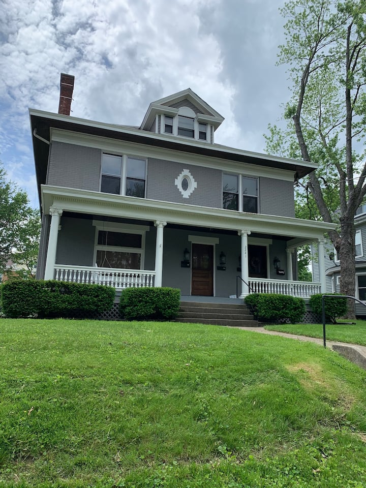 Central Cincy 2BR apt!  Close to all hospitals!