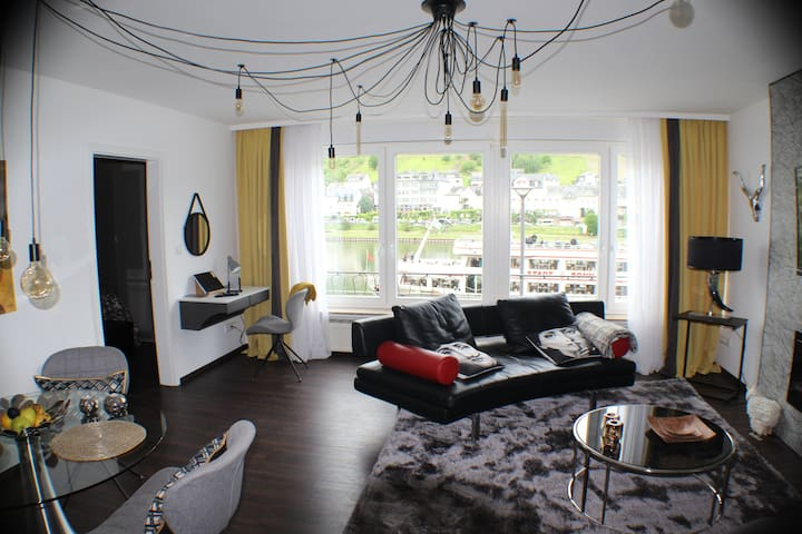 5 Sterne Deluxe Apartment mit Panoramablick *****