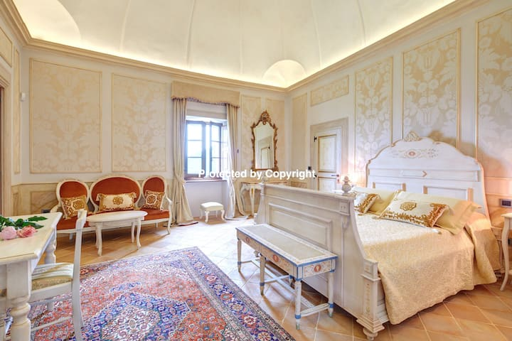 Luxury Castle 2,5h From Florence