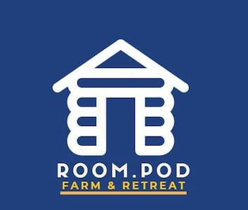 Room-pod  Farm & Retreat