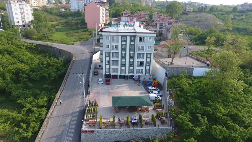 SWEET HOME SUİTE HOTEL SUPERRİOR DOUBLE ROOM