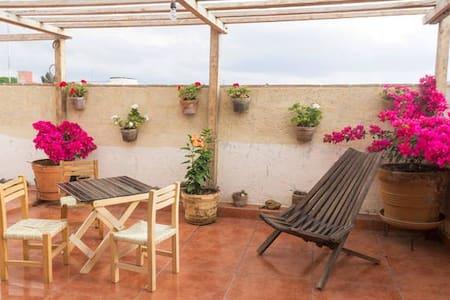 Cozy  Loft  Bed & Breakfast Historic Center - Querétaro