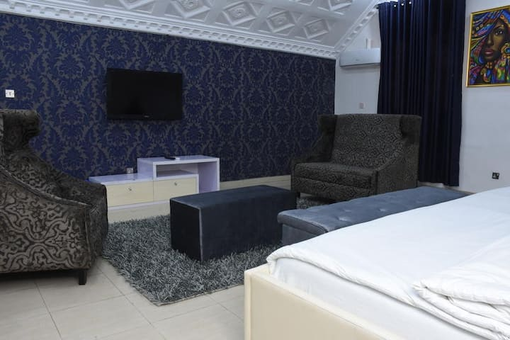 Ambience Hotel and Resorts-Royale Room