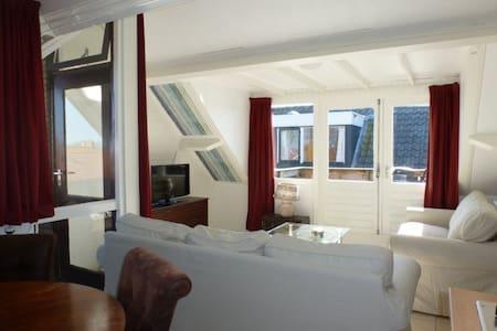 Zonnig appartement in Nes - Nes
