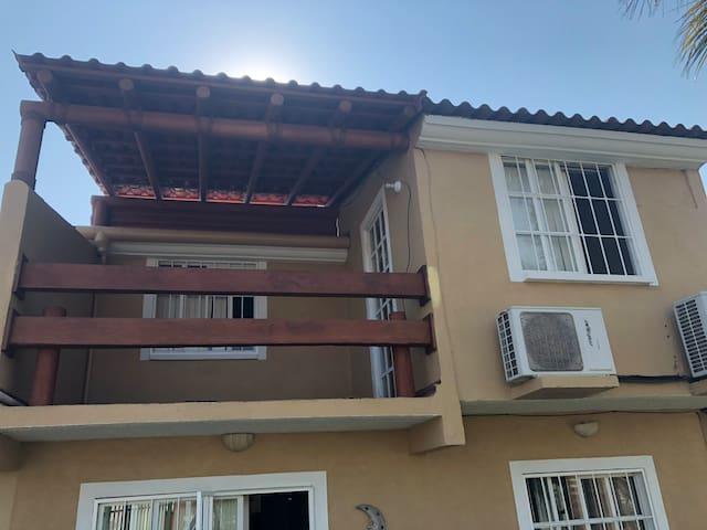 Área de balcón o terraza
