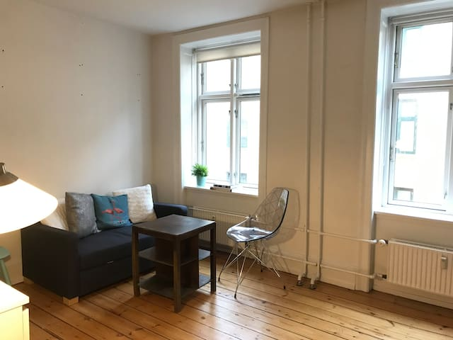 SPACIOUS FLAT IN FRONT OF CENTRAL STATION