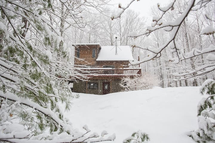 Cozy 2BR House in the Forest, Near Woodstock - Willow - Casa