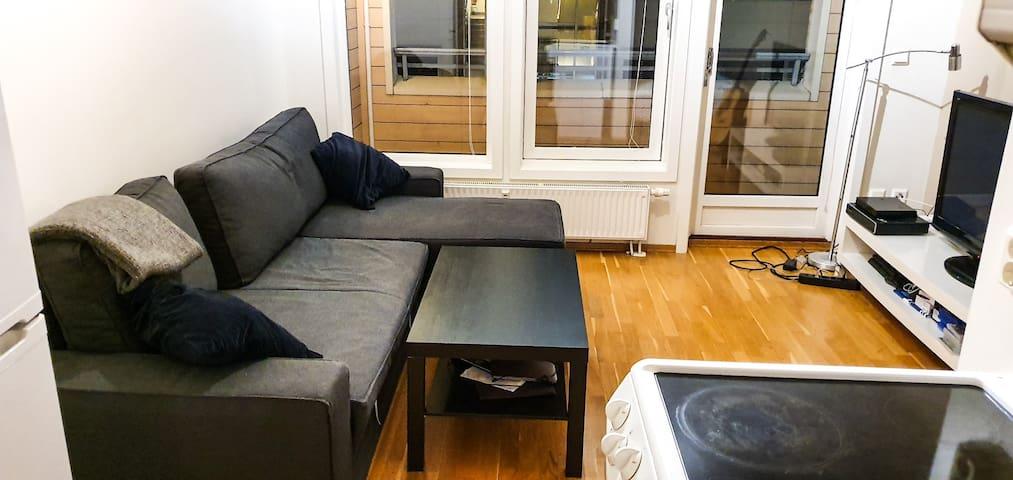 Central apartment in Lillestrøm