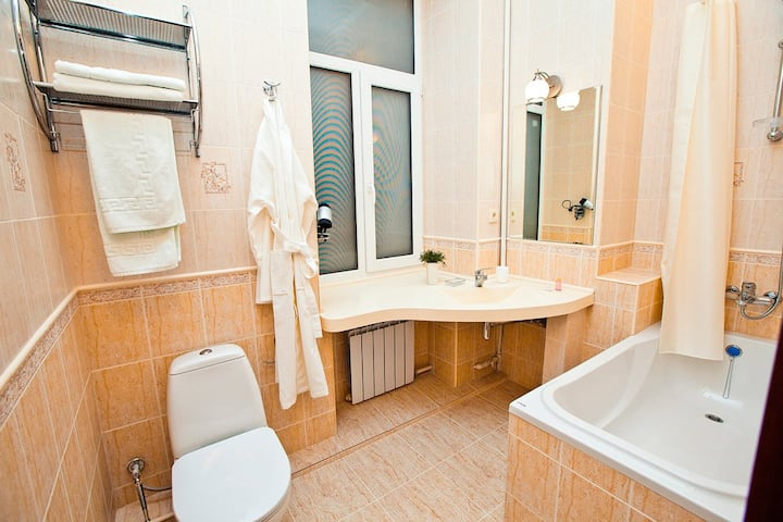 Апартаменты ( стандарт улучшенный - Classic)