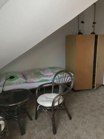 Pokoj č. 3 podkroví