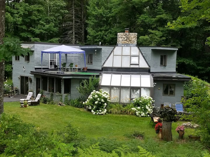 The Shire- Passive Solar Home (Rm #1)