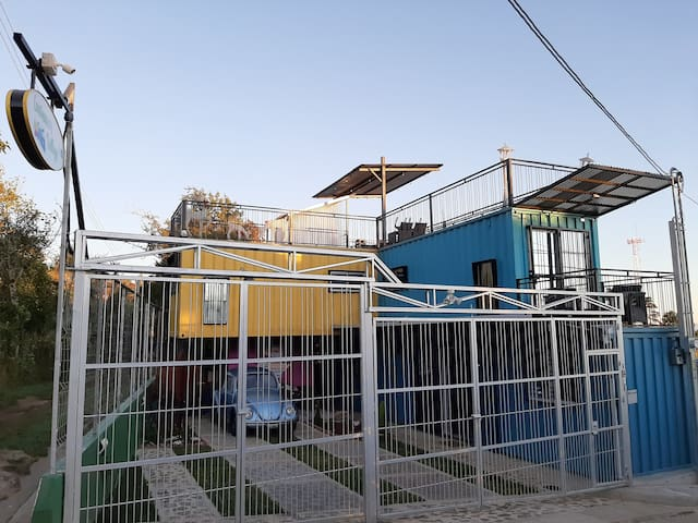 Containers Village