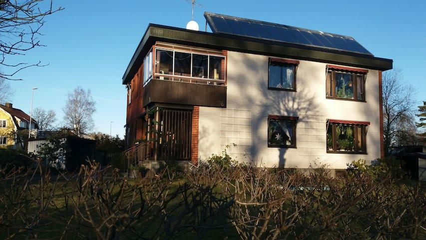 Familjärt boende nära naturen - Skillingaryd  - Villa