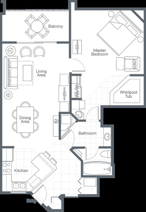 Floorplan (possibility 1/2)