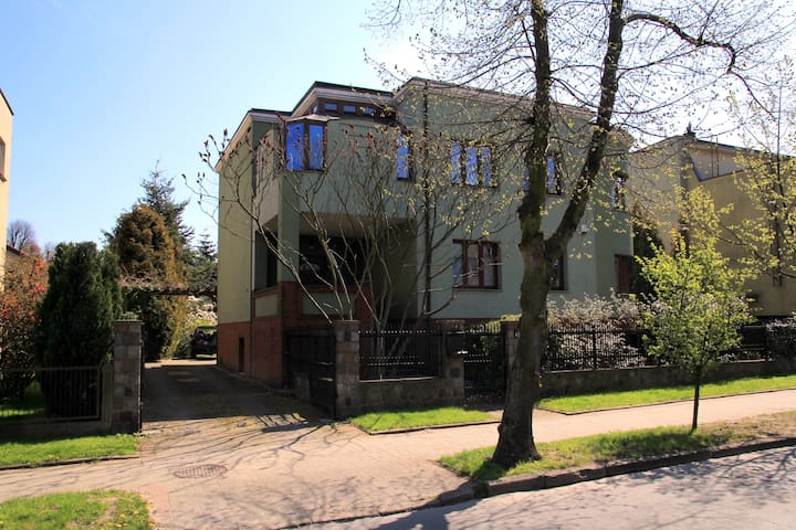 apartament 3 pokojowy Penthouse - Puck - Huoneisto