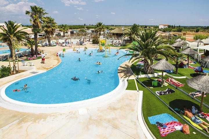 4 star holiday home in Vias