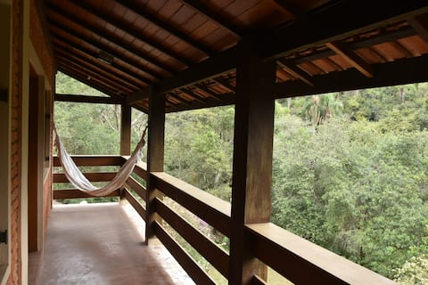 LOFT - COMFORT AND NATURE  - 40 MIN FROM SP