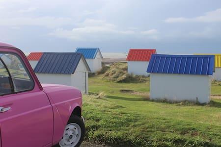 """Maison en pierre """"la campagne à la mer"""" - Dom"""