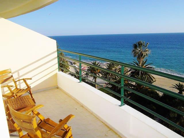 Ótimo Apartamento mesmo em frente à praia - Armação de Pêra - Apartment