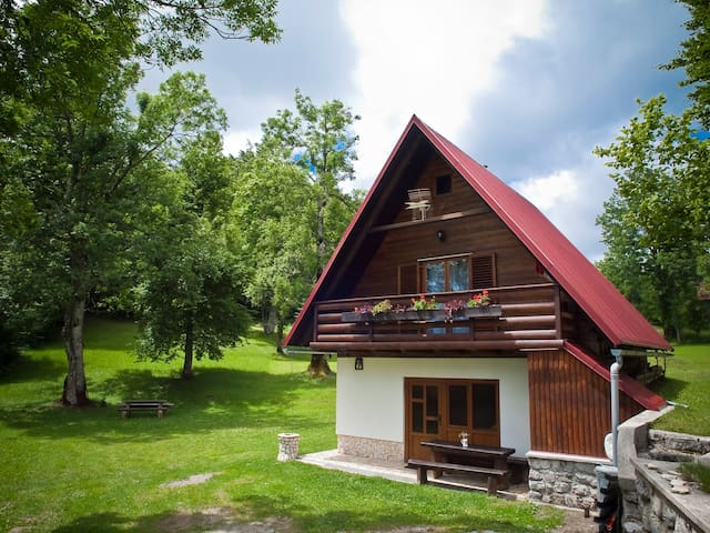 House Gale - Sunny, family friendly house - Delnice - Chalet
