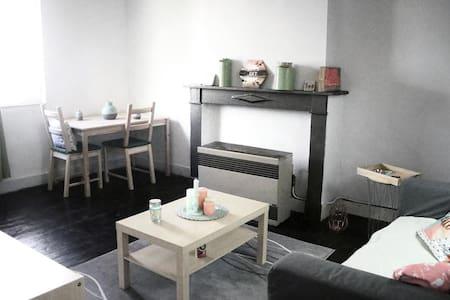 Piètonnier/10min du casino - Namur - Apartamento