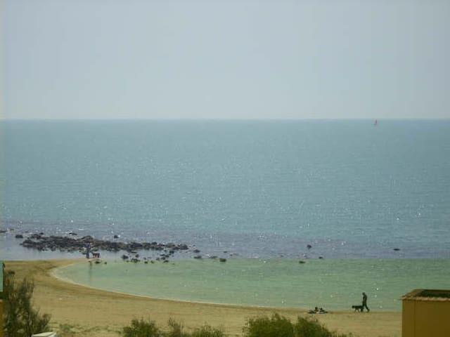 Appartamento panoramico sul mare di San Leone