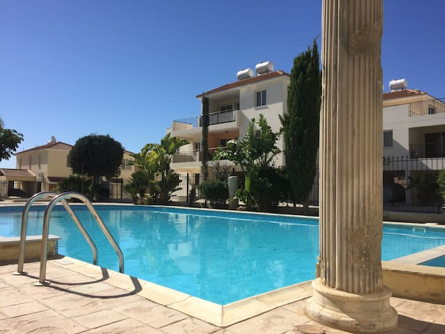 Your Holiday House / Free Pool + Wifi - Tersefanou  - Talo