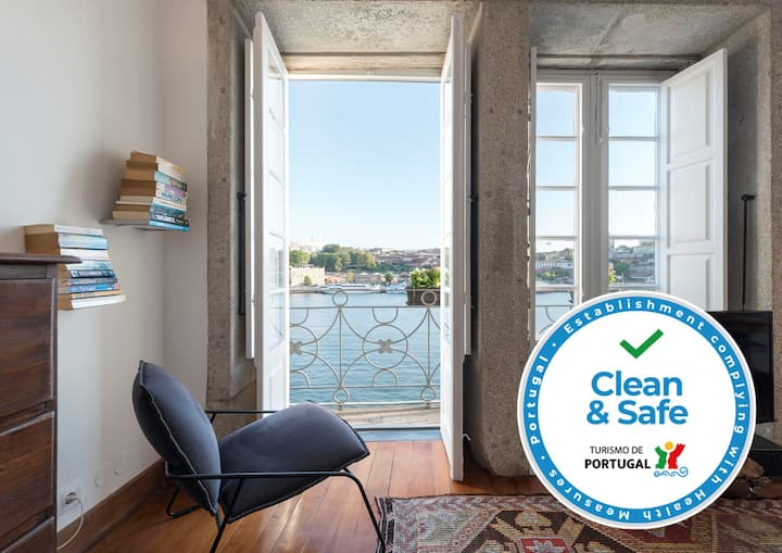 Porto Premium River View II - Clean&Safe