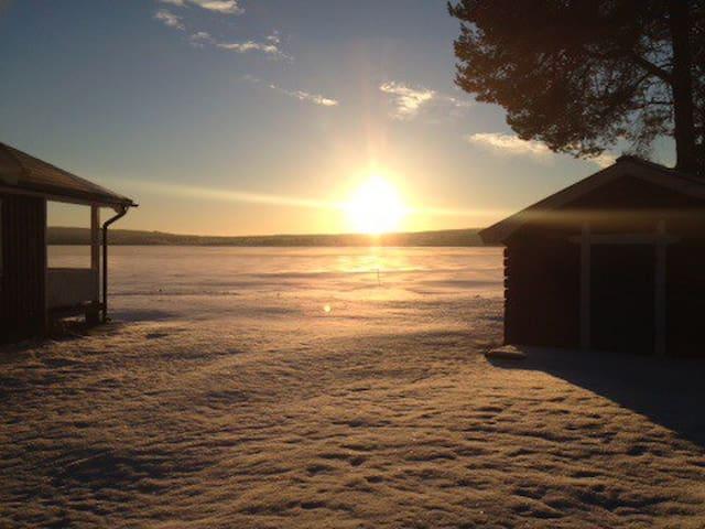 Året runt stuga vid älven - Luleå - Cabin