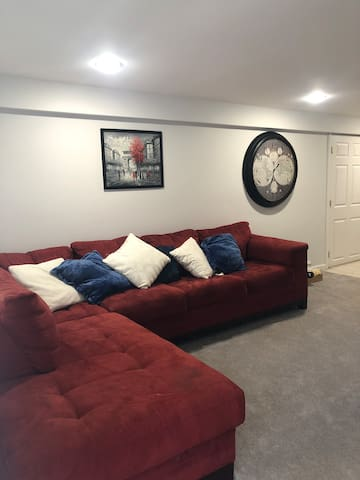 Guest Apartment near beach,Spy Trail&Stony Brook U