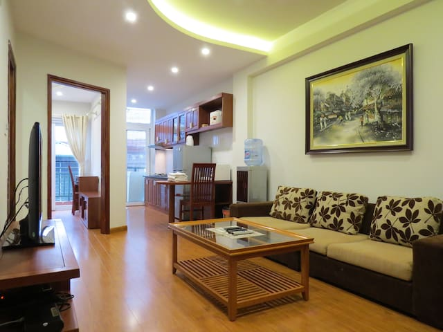 D503 Palmo Serviced Apartment 1BR - Free Laundry - Đào Tấn