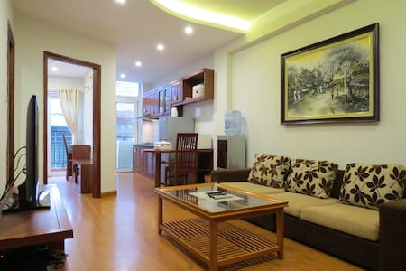 D503 Palmo Serviced Apartment 1BR Private Balcony - Đào Tấn