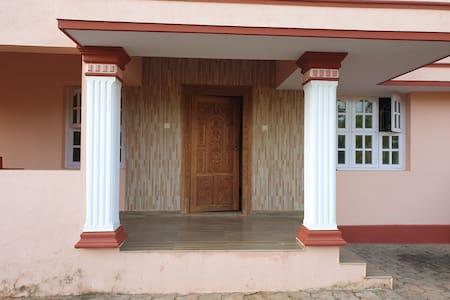 Entire villa near mangalore Airport..