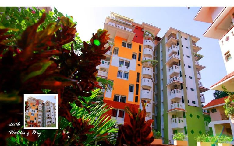 01 BHK Luxury Appart at Heart of the city - Ernakulam - Daire