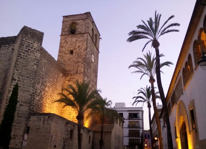 Nice room with Ensuite. Close to Javea Old Town.