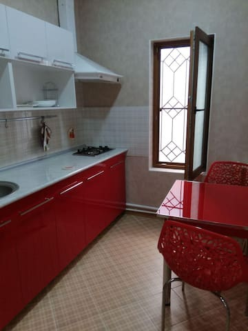 Aziaway - apartments for stay in Tashkent city