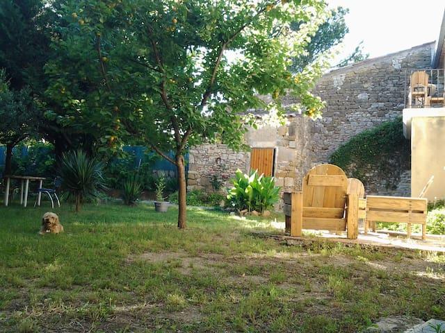 Maison avec jardin - Parignargues - House