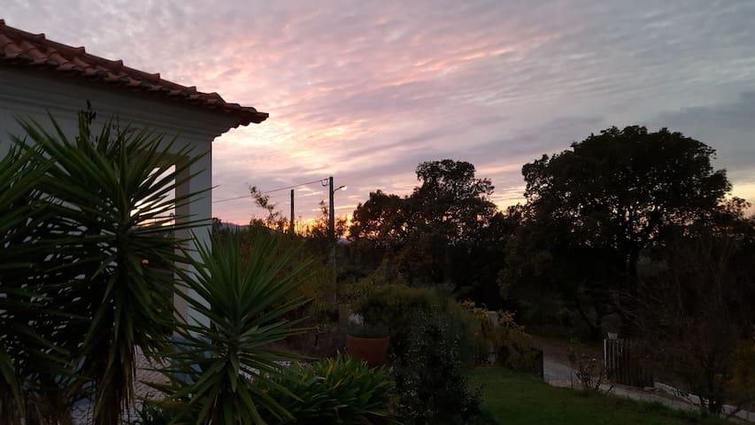 Casa Azul - São João do Peso - Huis