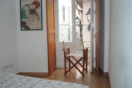 Apartamento T1 no centro histórico - Leiria