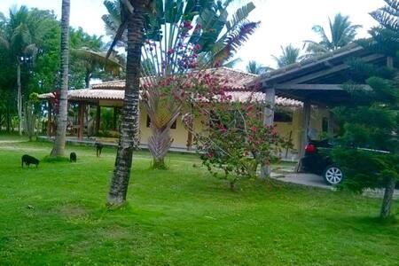 Casa em Cabrália (Fazenda Boa Sorte) - Santa Cruz Cabrália