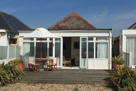 Pevensey Beach Retreat (3-bed cottage) - Pevensey Bay - Hus