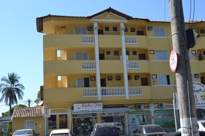 Apartamento em Conceição de Jacareí - RJ