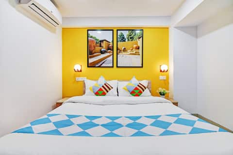 OYO 1 BR Classic Stay In Kharadi Pune