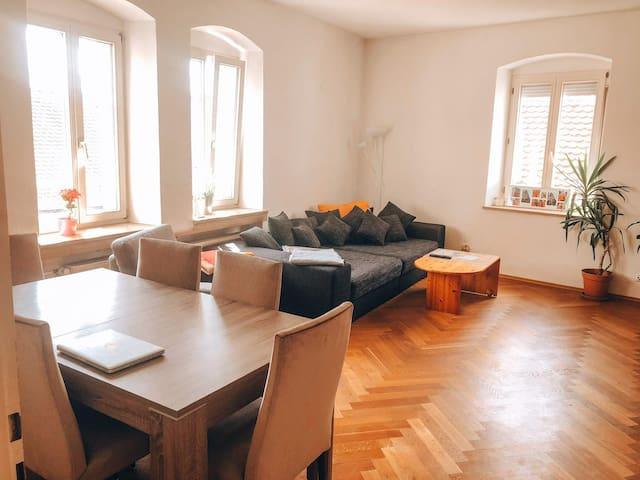 Gemütliche 3 Zimmerwohnung im Herzen der Altstadt