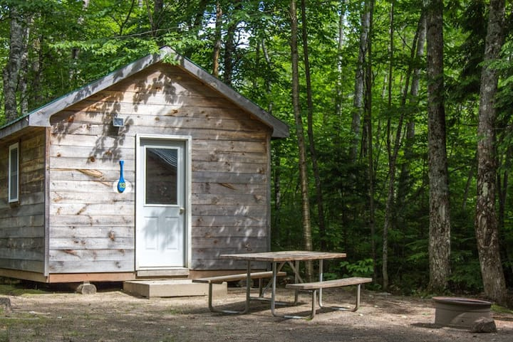 Bunkhouse at Penobscot Outdoor Center.......