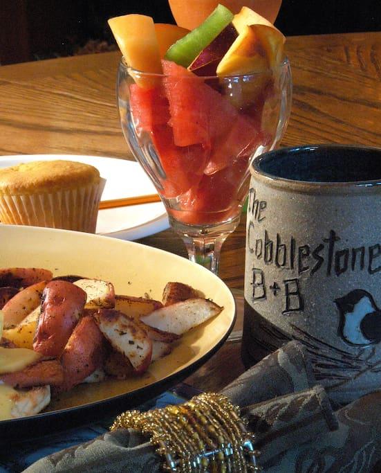 Cobblestone Breakfast