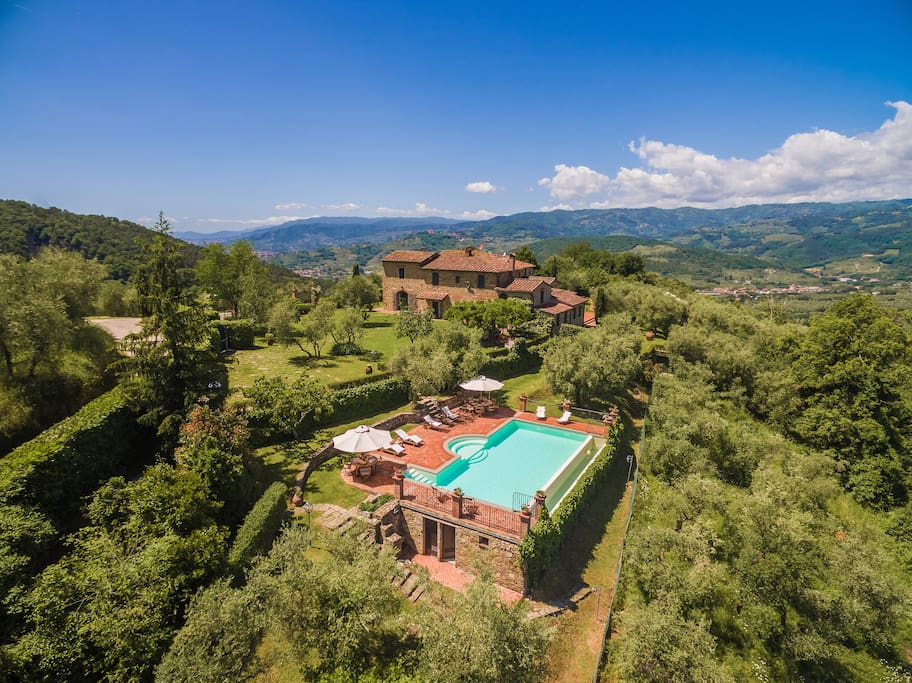 Entire Villas For Rent In Italy