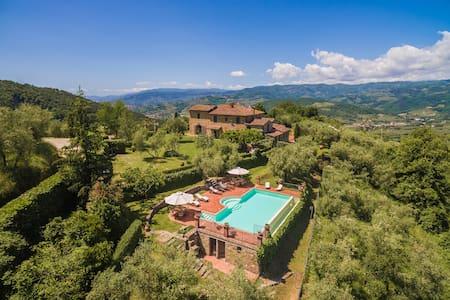 Villa Roncovisi - Monsummano Terme